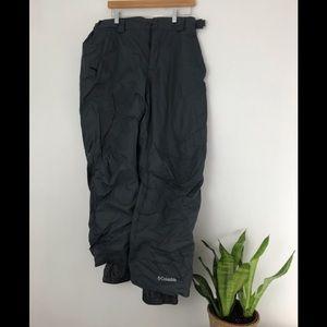 Men's Columbia snow pants